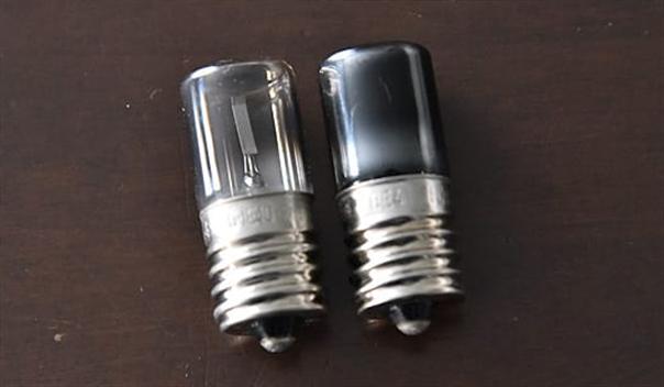 点灯管の比較