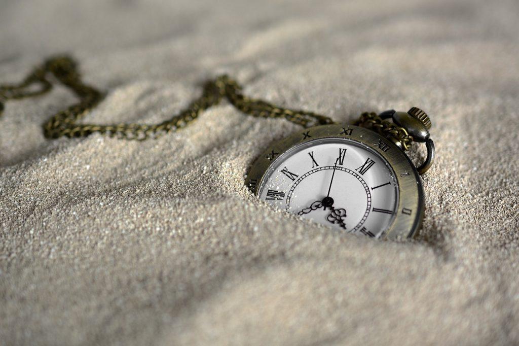 時間は有限