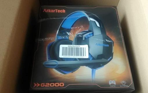 ARKARTECH G2000 外観1