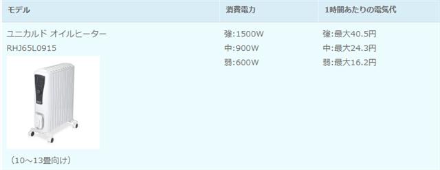 電気料金比較1