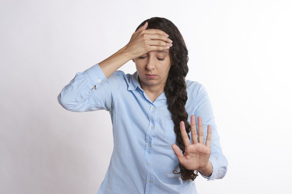 片頭痛が起きてしまったときの対処法